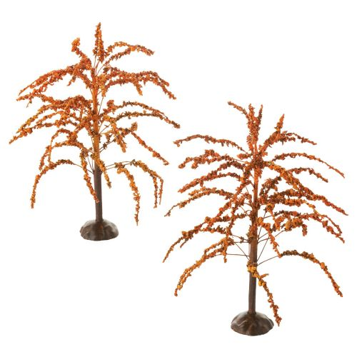 Department 56 Autumn Splendour Trees - Set of 2